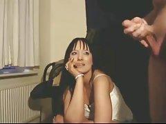Gledati porno pissing orgazam ljubavnik voditi rogove mužu