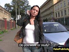 Teška porno mlade provincijski djevojka radi pušenje svom