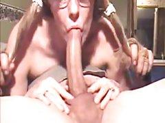 Porno kupaonica s papom momak s velikim kraj uči analnog seksa prijateljice