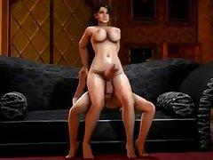 najseksi crtani porno video
