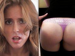 Porno plavuša podigao kurac momak i im